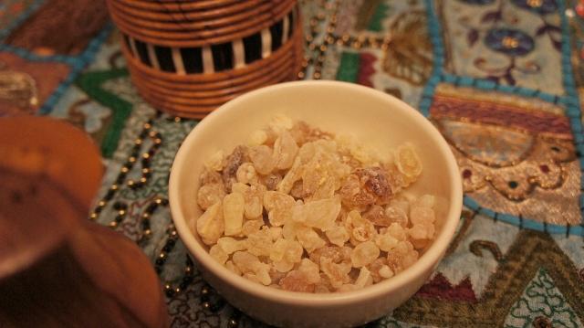 Frankincense on ChristmasEve