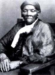Harriett Tubman after the Civil War.