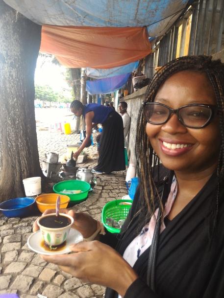Roadside cafe, Ethiopia