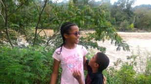 Sibling love, Decatur, GA