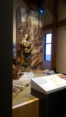 Visitor Center Exhibit