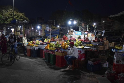 fruit vendor