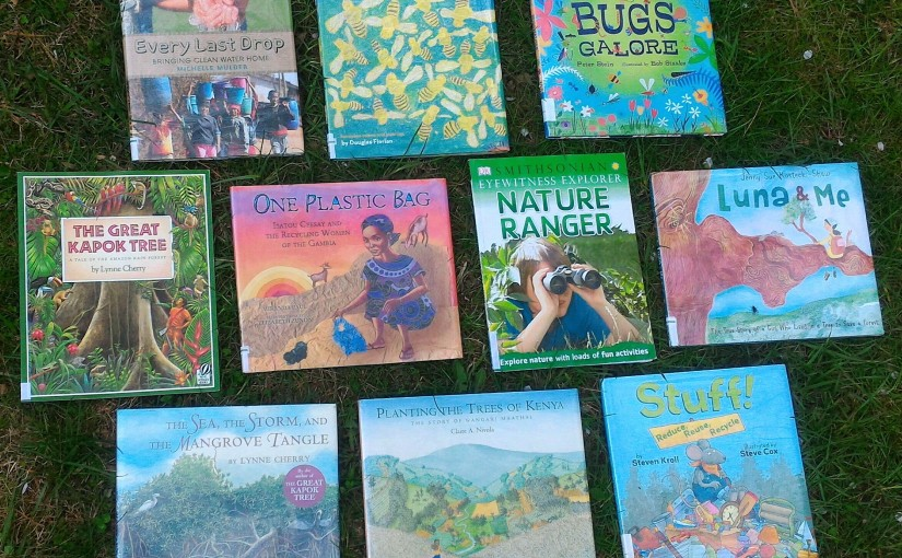 Earth Day All Year | 10 Children's Books That Parents Will Want to Read,Too