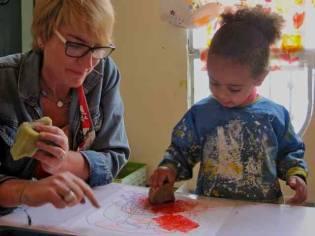 jane teaches art